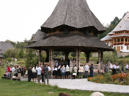 Barsana Kloster 0