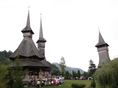 Barsana Kloster 3