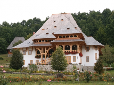 Barsana Kloster 4