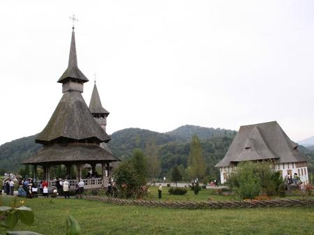 Barsana Kloster 5