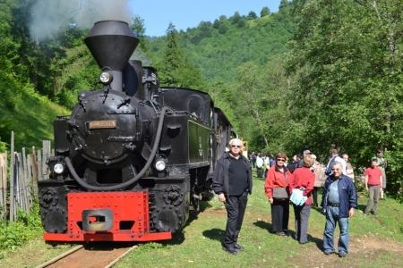 Vaser train Mocanita 1