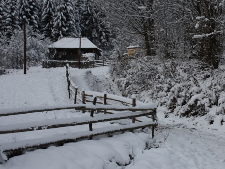 Winter in Maramures 2