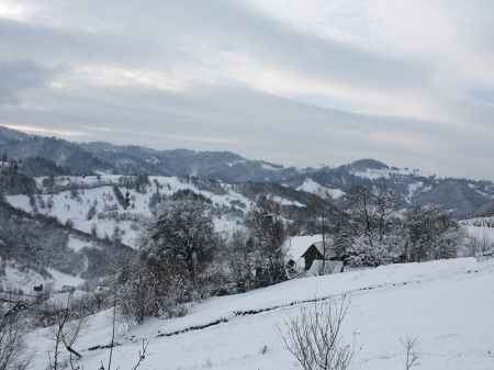 Winter in Maramures 4