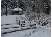 Winter in der Maramures